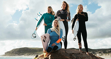 Women's Wetsuits